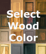 Wood Color Not Selected