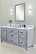 "Parkway 54"" Table Vanity"