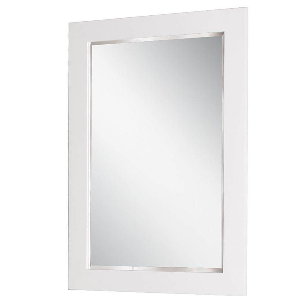 "Gentry 24"" Mitered Framed Mirror  1/8"" Profile"