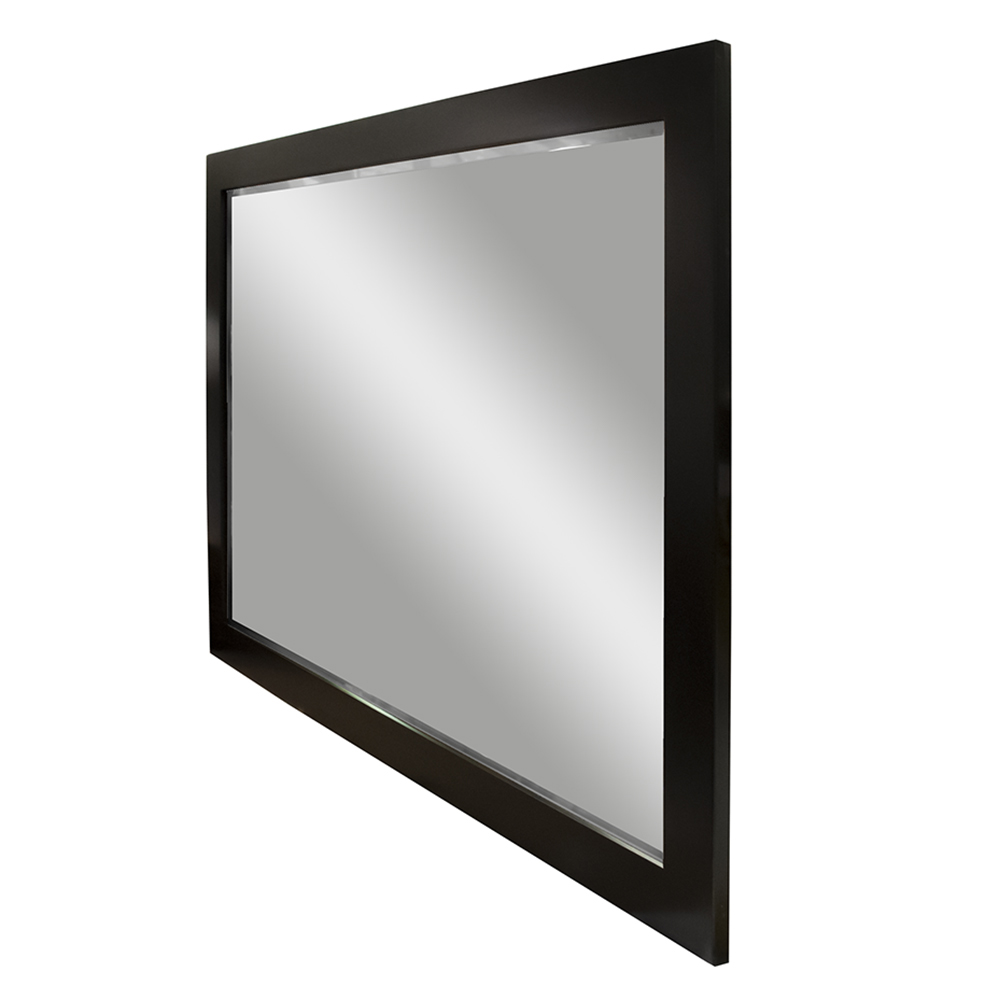 "Gentry 48"" Mitered Framed Mirror  1/8"" Profile"