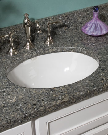 Standard Oval Bowl in White